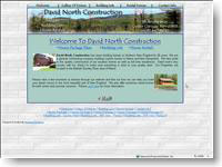 David North Construction, Conway, NH