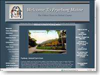 Town of Fryeburg Maine