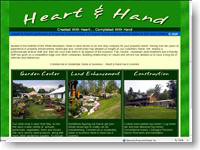 Heart & Hand Landscaping Brownfield, Maine