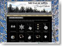 Metalscapes Jewelry Collection Brownfield, Maine