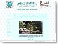 White Trellis Motel North Conway, NH